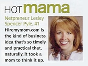 Lesley Pyle Redbook Magazine Feature