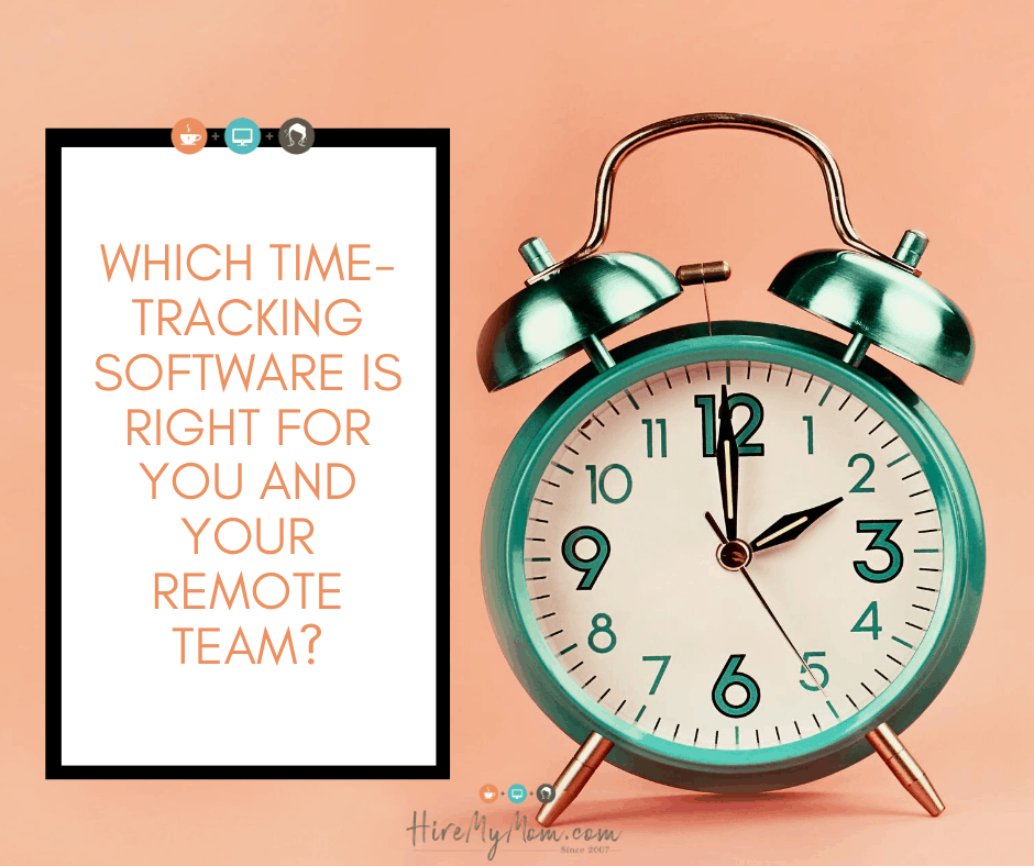 Which time tracking software is right for you and your remote team?